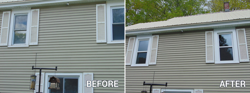 Window Before & After